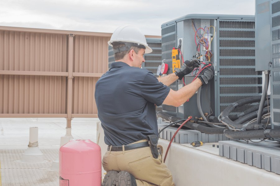 HVAC Cary NC - Commercial air conditioning